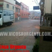 12/12/2012 Chuva Castiga a Rua Silva Pontes
