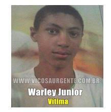 WARLEY JUNIOR BENTO FERREIRA