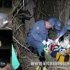 19/08/2014,P.R.E registra vários acidentes na rodovia Viçosa/Porto Firme no ultimo domingo