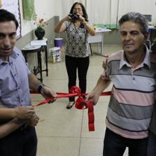 18/11/2014,Inaugurada a biblioteca Centro Municipal de Educação