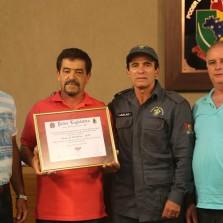 18/12/2014,Vereador presta homenagem ao Corpo de Bombeiros da UFV