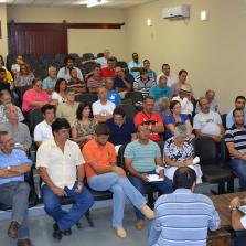 09/12/2014,Administração reúne com representantes de moradores