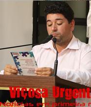 08/062015,Vereador faz convite para o I Seminário Municipal de Políticas Sobre Drogas