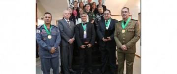 Câmara realiza Sessão Solene da Comenda Tenente Kümmel