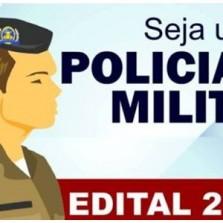 PMMG abre concurso com 1.410 vagas para o Curso de Formação de Soldados