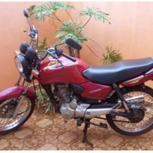 motocicleta roubada em viçosa