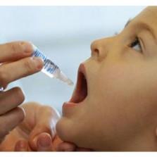 Paralisia infantil: 1845 crianças vacinadas em Viçosa