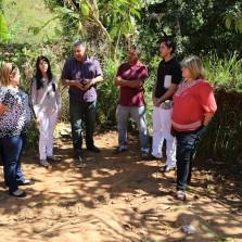 Vereadoras fazem vistoria na Escola Municipal Anita Chequer