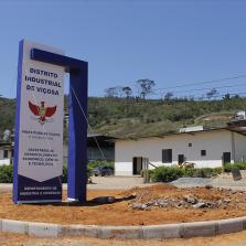 Prefeitura Itinerante dá nova identificação ao Distrito Industrial da Barrinha