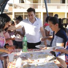 Comunidades se unem e fazem festa no Dia das Crianças