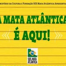 """Viçosa receberá o projeto""""A Mata Atlântica é Aqui"""" em Viçosa"""