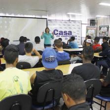 Prefeitura capacita adolescentes através do programa 'Jovem do Futuro'