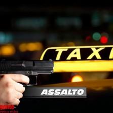 Taxista é assaltado no Paraíso