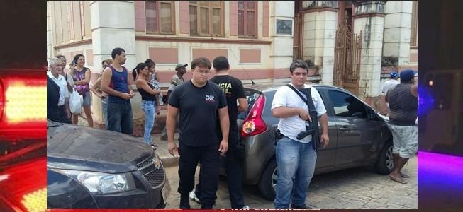 Polícia Civil de Piranga deflagra Operação Emboabas