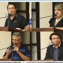 Vereadores discutem a situação de Escolas do município