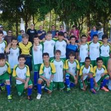 I Copa Esporte solidário de Futebol de base