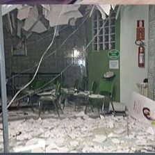 Assaltantes Explodem Caixa Eletrônico Em São Francisco Do Glória