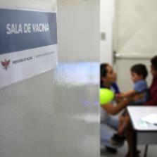 UBS de Cachoeira de Santa Cruz ganha sala de vacinação