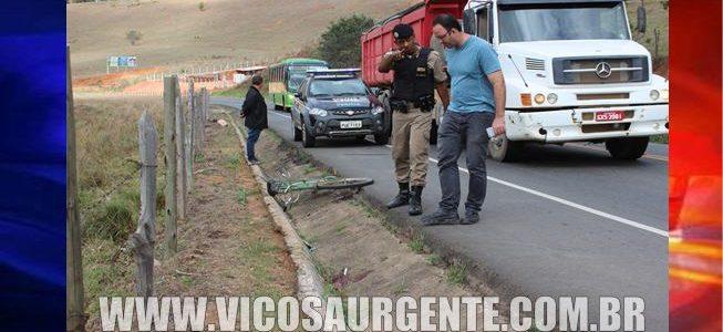 Homem sofre tentativa de homicídio na rodovia Viçosa/Teixeiras