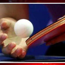 Copa de Tênis de mesa começa dia 21/08