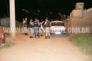 Polícia Militar prende suspeitos de atirar em PMs em Araponga