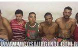 Justiça decreta prisão preventiva de suspeitos de tentativa de homicídio contra Pms em Araponga