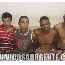 Justiça liberta cinco dos sete presos pelo  atentado contra policiais militares em Araponga