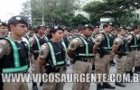 Prorrogadas as inscrições para o concurso da Polícia Militar de Minas Gerais