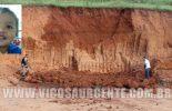 Criança de 3 anos morre soterrada em Coimbra