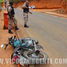Motoqueiro morre em acidente próximo da Barrinha