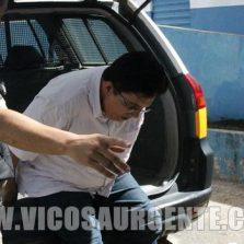 Padre de Oratórios é preso acusado de roubo de imagens
