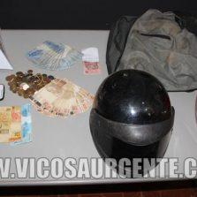 PM de São Miguel do Anta prende autores de roubo em agência dos correios