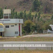 Prefeitura assume gestão do aeroporto de Viçosa