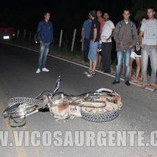 Motoqueiro morre em acidente na rodovia MG-482 em São José do Triunfo