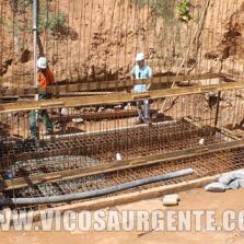 """Reconstrução da ponte """"Laranjal – Cidade Nova"""" avança a todo vapor"""