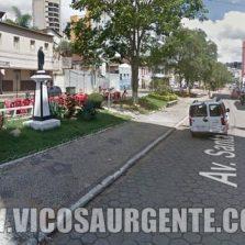 Prefeitura proíbe mesas e cadeiras nos canteiros da Avenida Santa Rita