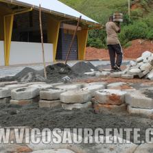 Prefeitura inicia obras com materiais produzidos no presídio de Viçosa