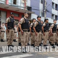 Polícia Militar recebe 33 novos soldados