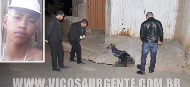 Adolescente é assassinado no Santo Antônio