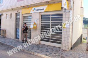assalto a Agência dos correios de Paula Cândido