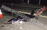 Pai morre e filho de 10 anos fica gravemente ferido, após acidente em Coimbra