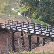 Pmv entrega ponte de São José do Triunfo