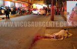 Jovem é assassinado em São José do Triunfo
