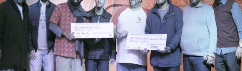 Banda de universitários vence 3º Festival Arthur Bernardes de Música de Barzinho