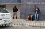 Suspeitos de envolvimento com roubo de cargas são presos em Viçosa