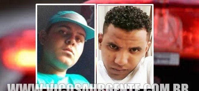 Irmãos são assassinados em Teixeiras