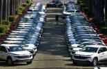Fernando Pimentel entrega 60 carros para ações de vigilância em saúde e monitoramento da água