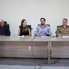 Viçosa quer implantar políticas de prevenção à criminalidade em parceria com o Governo do Estado