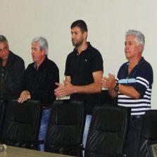 Vereador discute Segurança Rural em reunião