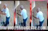 Homem é preso após quebrar imagens de santos em Ubá.